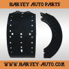 BPW Old Type Auto Parts Brake Shoe