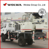 Wolwa 8 tons mobile mounted crane