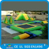 Double Layers Wibit Inflatable Water Park Funny Water Games Aqua Park Equipment
