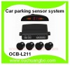 Ouchuangbo parking sensor system With digital colored LED display Anti-freeze and rain proof