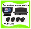 Ouchaungbo Car parking sensor system color LCD 100% brand new and high quality