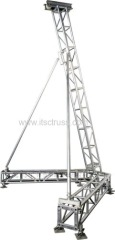 6m Tower truss to support PA clusters