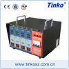 4 cavities temperature control by cards temperature controller for hot runner mould