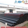 High Density PE pipe