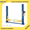 DECAR Auto used two post car lift for maintenance