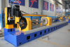 Steel Square/rectangular Tube CNC Plasma Cutting Machine
