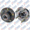 FRONT WHEEL HUB FOR FORD YF12 2C299 AB