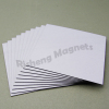 Strong Adhesive Magnetic Sheet 100mm x 100mm x 1mm High Quality Business Card Magnet