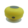 Waterproof Wireless Bluetooth Speaker with Suction Cup