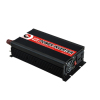 intelligent power inverter with constant output voltage low dissipation dc 12v ac 110v 800W power inverter