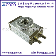 Milling machine rotary table actuators air cylinder pneumatic