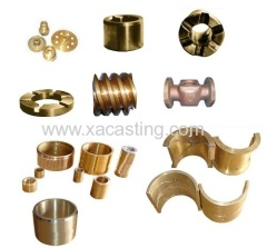 Professional Copper Casting Parts