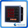 zhejiang led digital multi-function monitoring volt amp watt instrument power meter