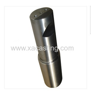 Carbon Steel Precision CNC Machined Metal Parts / Milling Machinery Parts / Supporting Axle