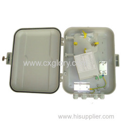 16 Core Fiber Splitter Box