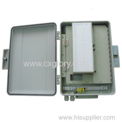32 Core SMC Fiber Splitter Box