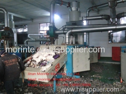 Automotive industry fiber opening machine XWKS1000-4T