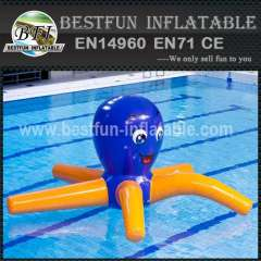 Inflatable aqua water park toy