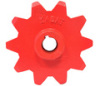 Upper drive chain gathering sprocket for Cornheader part Case-IH