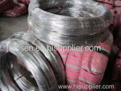Top quality cold drawn aisi 304 stainless steel wire / wire mesh / knitting net stainless steel manufacturer