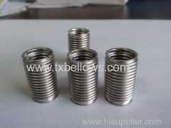 stainless steel 304 Metal Bellows