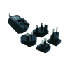 5V 2.1A Universal AC/DC Adapter with Interchangeable Plugs