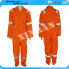 100% cotton fire retardant safety garment factory in china