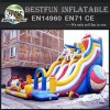 Adult PVC inflatable rental slide