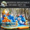 Classic inflatable large slide