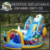 Inflatable slide with high quality