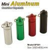 Earplug container Holder Keychain