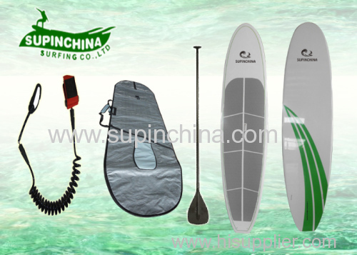 Suqash Tail Stand up paddle boards with Deck Pad / Board Bag