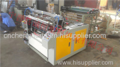 Computer Heat-sealing & Heat-cutting Bag-making Machine (Double Lines)