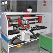 Double-Arm Tape Slitting Machine