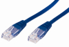 U-UTP Cat5e 4PAIRS Patch Cable unshileded