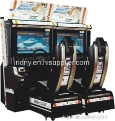 Initial D4 Game Machine Car Racing Arcade Machine