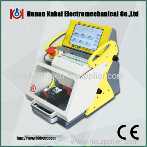 Cheapest price portable Automatic modern car duplicate Key code Cutting Machine key copy machine
