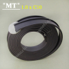 C 10x1mm Magnetic stripe C-shaped Magnetic striping rolled Magnetic tape