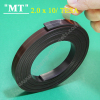 tesa 10x2.2mm Magnetic adhesive strip tesa Strong magnetic strip sticky Strong adhesive magnet