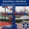 API Wellhead Equipment Hydraulic Christmas Tree