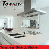 White color high hardness heat-resistance quartz kitchen top