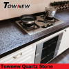 Starlight gray color chinese manufacturer high quality quartz kitchen top