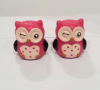 NEW owl shape lip balm container, animal shape lip gloss
