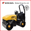 3 ton ride-on road roller fully hydraulic
