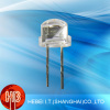 4.8mm Green Straw Hat LED Diode
