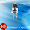 5mm Superbright Aqua Green LED Diode