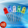 5mm Yellow Amber Diffused Superbright LED Diodes