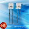 5mm Green Super Bright Oval LED Diode Lighting
