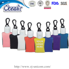 15ml new style waterless hand sanitizer marketing promotion