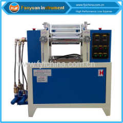 Oil heating Two Roll Rubber and Plastic Mill